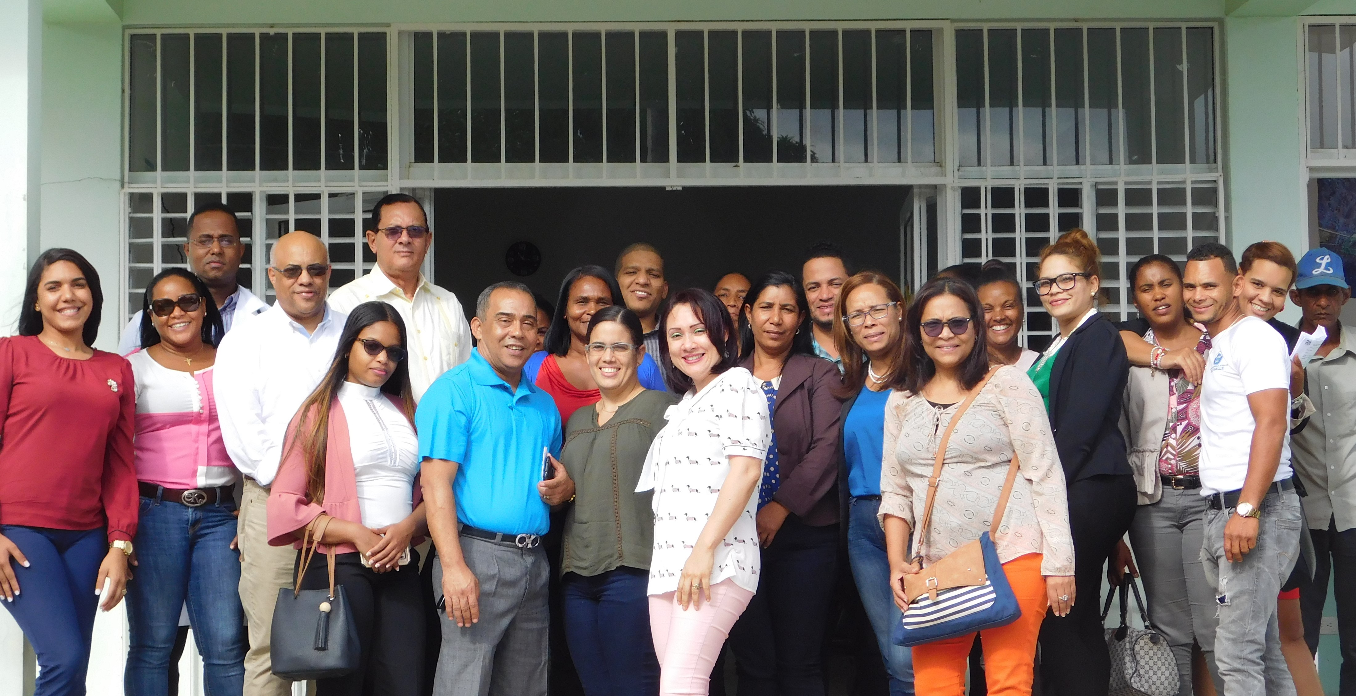Dr. Bolívar Matos, Gerente Regional de Salud El Valle, realiza Visita CPN Mogollón