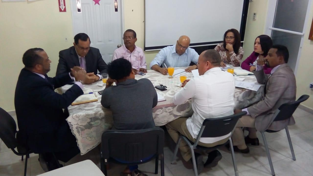 El Servicio Regional realiza reunión con los Directores Provinciales y Gerentes de Áreas