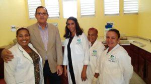 Gerente Regional de Salud El Valle, realiza recorrido por Centros de Atención Primaria y Hospitales Municipales de Bánica y El Cercado.