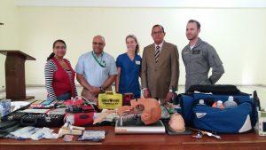 Curso-Taller sobre Habilidades Prácticas de Medicina de Emergencias