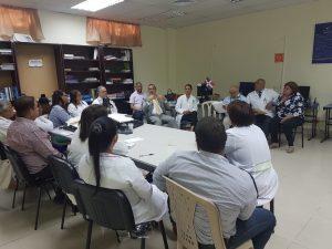 Acciones para reducir la MORBI-MORTALIDAD materna infantil en el SRS EL VALLE