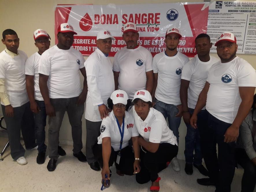El Servicio Regional de Salud El Valle realiza su primera jornada de donación voluntaria de sangre
