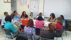 Comité de Emergencia y Desastre del Servicio Regional  de Salud El Valle coordina acciones por eventual paso de Dorian