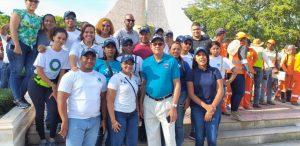 SRS El Valle despliega personal en Jornada Nacional contra el Dengue