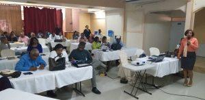 EL SERVICIO REGIONAL DE SALUD EL VALLE IMPARTE TALLER SOBRE DECLARACION JURADA DE PATRIMONIO