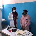 Director de SRS VI El Valle juramenta Directora del Hospital Municipal de Vallejuelo
