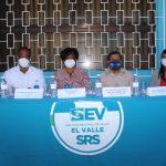 Servicio Regional VI de Salud El Valle y DIGEPRES entregan  motocicletas a Gerentes de áreas de salud