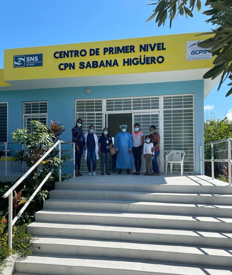 Con servicios odontológicos, dan más cobertura a dos CPN, en Elías Piña.